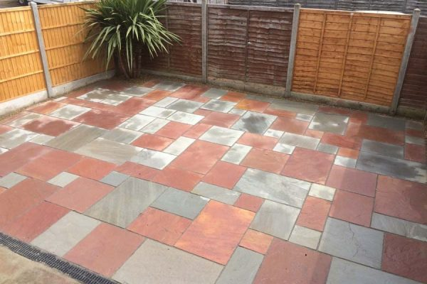 Patio Paving Landscapers Enfield
