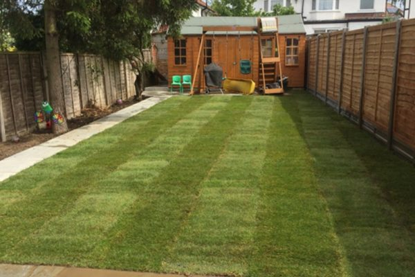 Turfing Landscapers Enfield