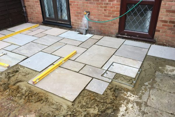 Paving Enfield