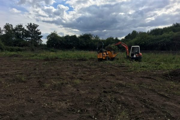 Land clearance enfield