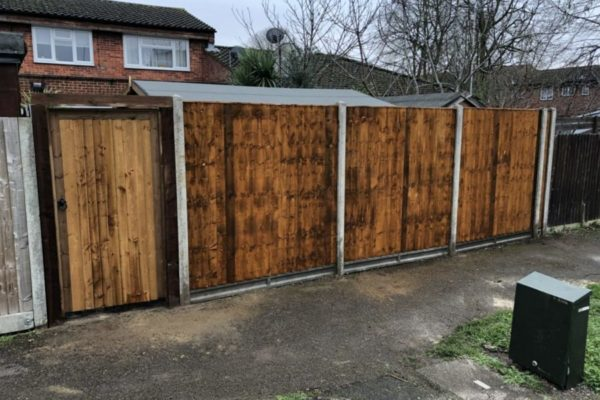 Fencing Enfield