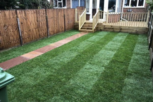 Landscapers Cheshunt